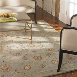 Uttermost Torrente Rug in Powder Blue
