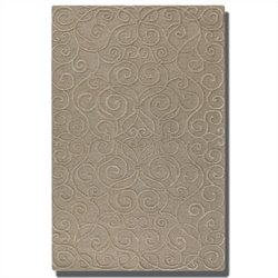 Uttermost Vienna Rug in Dark Taupe
