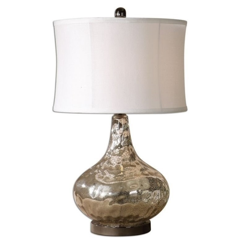 Uttermost Vizzini Water Glass Table Lamp