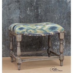 Uttermost Minkah Small Bench