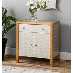 Uttermost Karolina Mirrored Accent Chest
