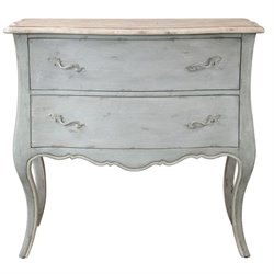 Uttermost Ferrand Accent Chest in Gray