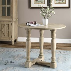 Uttermost Hadwin Drop Leaf Table