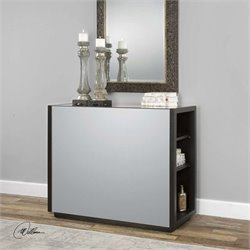 Uttermost Neala Mirrored Console Table