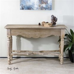 Cowen Aged Console Table