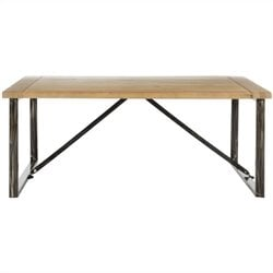 Safavieh Chase Fir Wood Coffee Table