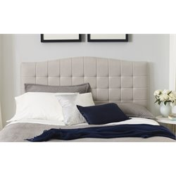 Serta Luna Panel Headboard in Sand