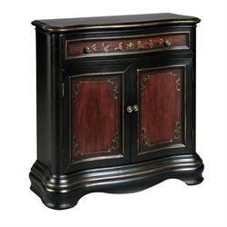PRI Drawer Chest in Black Cherry