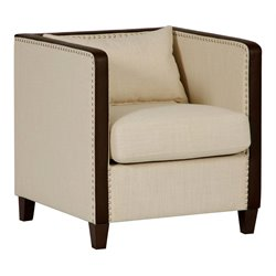 PRI Leisure Shelter Accent Chair in Beige