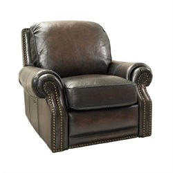 Barcalounger Premier II Recliner in Stetson Coffee