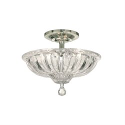 Dale Tiffany Golden Gate Semi Flush Mount