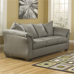 Fabric Sofa in Cobblestone