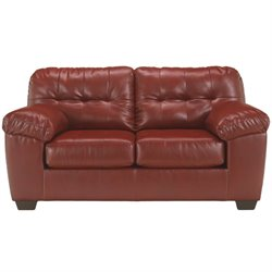 Loveseat in Red