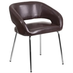 Leather Chair in Brown