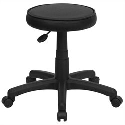 Medical Ergonomic Stool in Black