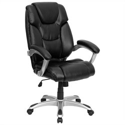 Office Executive Office Chair in Black