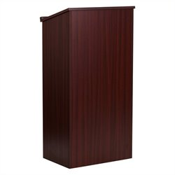 Stand-up Lectern in Mahogany