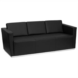Contemporary Sofa in Black
