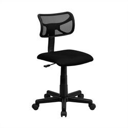 Mid-Back Mesh Task Office Chair in Black