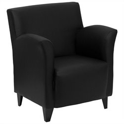 Reception Chair in Black