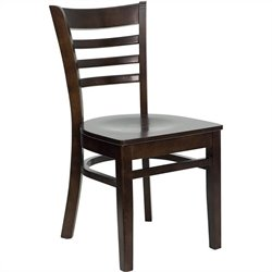 Ladder Back Restaurant Dining Chair
