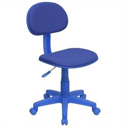 Ergonomic Task Office Chair in Blue