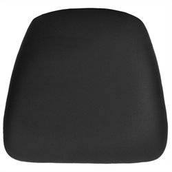 Cushion for Wood Chiavari Bar Stools in Black