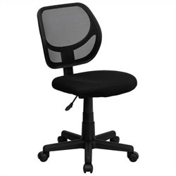 Mid-Back Black Mesh Task and Computer Office Chair