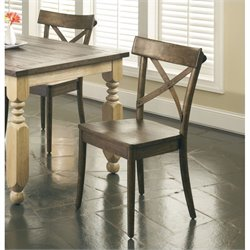 Largo Furniture Coronado Dining Chair in Chocolate