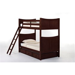 NE Kids School House Taylor Bunk Bed with Trundle-MER-1211-9