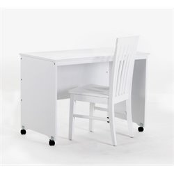 NE Kids School House Mobile Desk with Chair-MER-1211-111