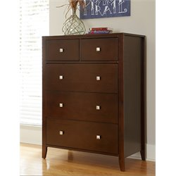 NE Kids Pulse 5 Drawer Chest-MER-1211-112