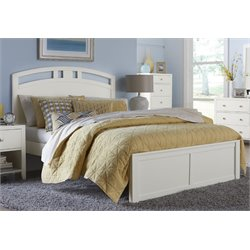 NE Kids Pulse Bed in White-MER-1211-105