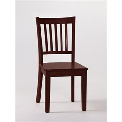 NE Kids School House Chair in Cherry