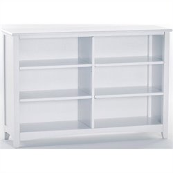 NE Kids School House Horizontal Bookcase