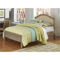 NE Kids Highlands Bailey Upholstered Bed