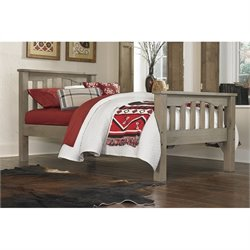 NE Kids Highlands Harper Slat Bed