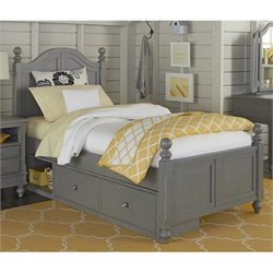NE Kids Lake House Payton Arch Storage Bed
