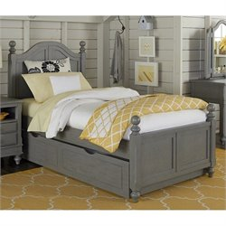 NE Kids Lake House Payton Arch Bed with Trundle