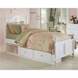 NE Kids Lake House Payton Arch Storage Bed 1