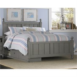 NE Kids Lake House Kennedy Storage Panel Bed