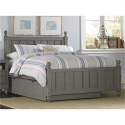 NE Kids Lake House Kennedy Panel Bed with Trundle