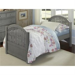 NE Kids Lake House Twin Adrian Slat Bed