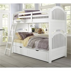 NE Kids Lake House Adrain Bunk with Trundle 3