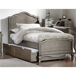 NE Kids Kensington Charlotte Panel Bed with Trundle 1