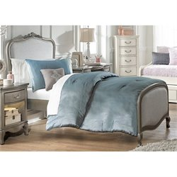 NE Kids Kensington Katherine Upholstered Bed 1