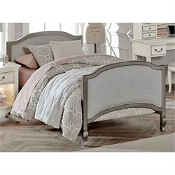 NE Kids Kensington Victoria Twin Upholstered Bed