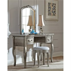 NE Kids Kensington Vanity with Mirror and Stool