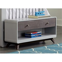 NE Kids East End Bedroom Bench
