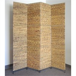 Proman Products Jakarta Folding Screen in Metal